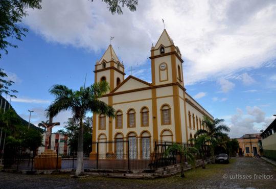 Paróquia de Nossa Senhora da Conceição - Redenção. Crédito Foto: Wlisses Freitas