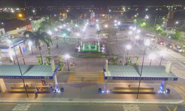 Praça da Estação de Maracanaú